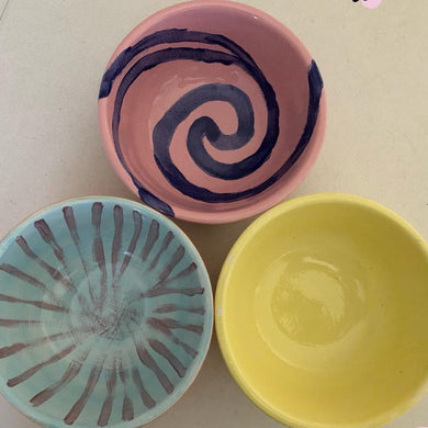 Make a Soup Bowl Sat 3/2  3-5pm