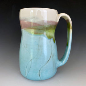 20 oz Sea and SkyStein Liz Proffetty Ceramics Item#ST7