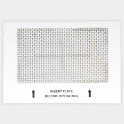 "Ceramic Ozone Plate Large for Ozone Generator Air Purifier 6.5""x4.5"""
