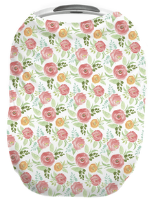 Floral Field 4 in 1 Cover