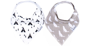 Phoenix Bib Set (2 pack)