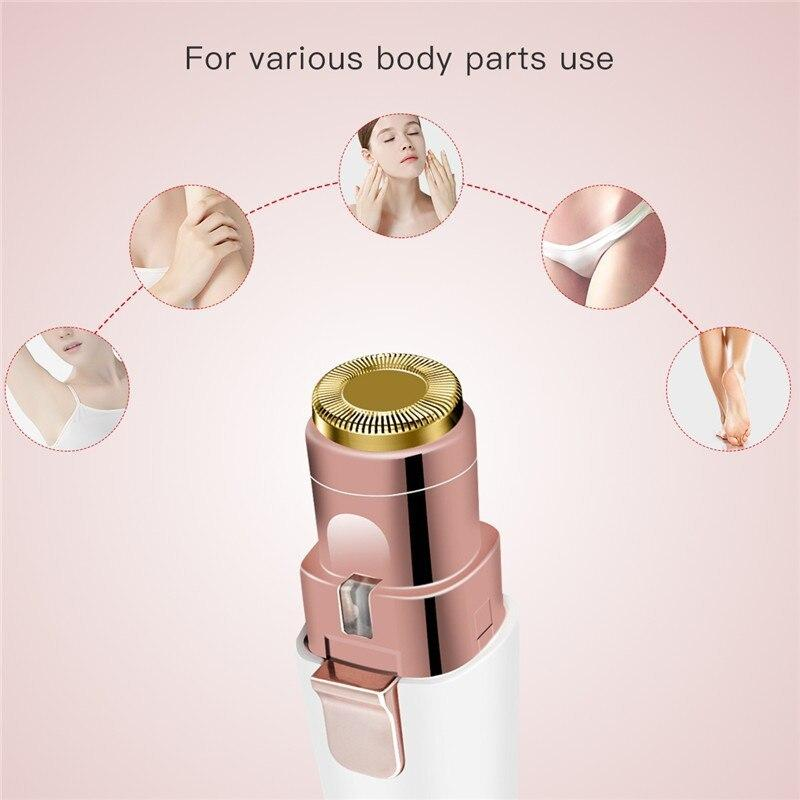 Painless Hair Removal: 2-in-1 Trimmer Epilator - Plus Minus Co.