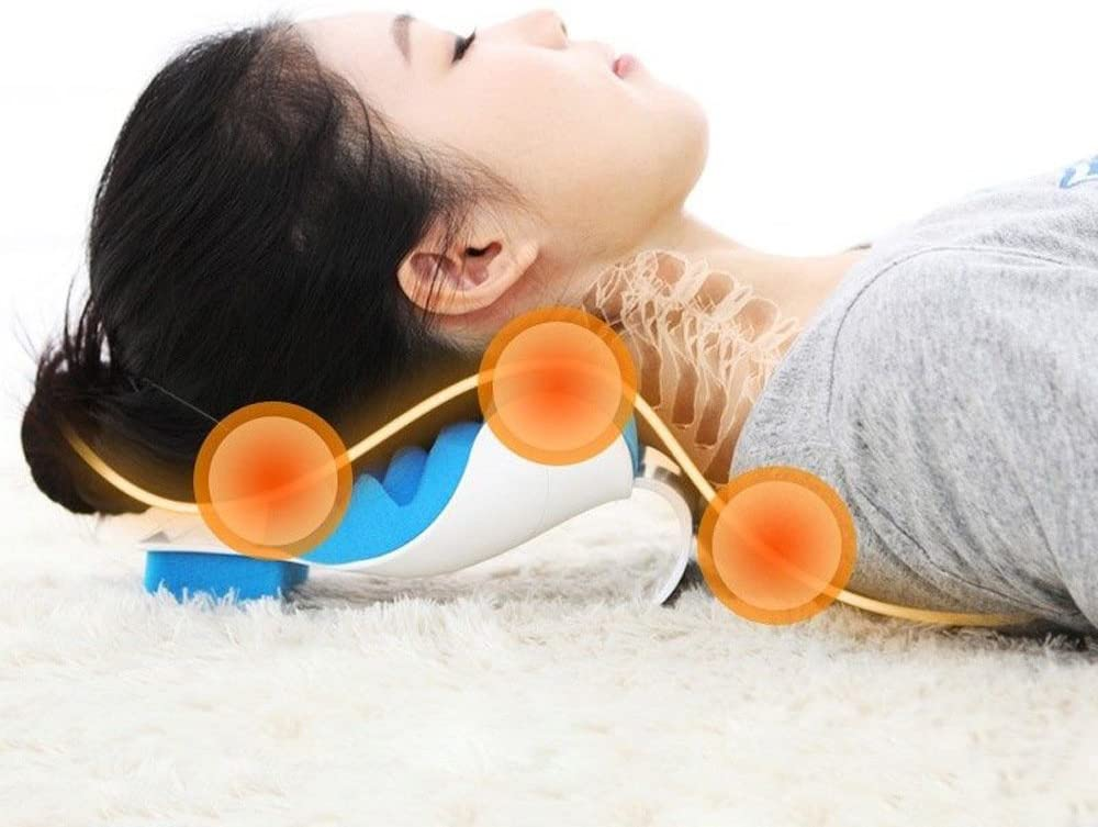 Therapeutic Neck Support Tension Reliever!