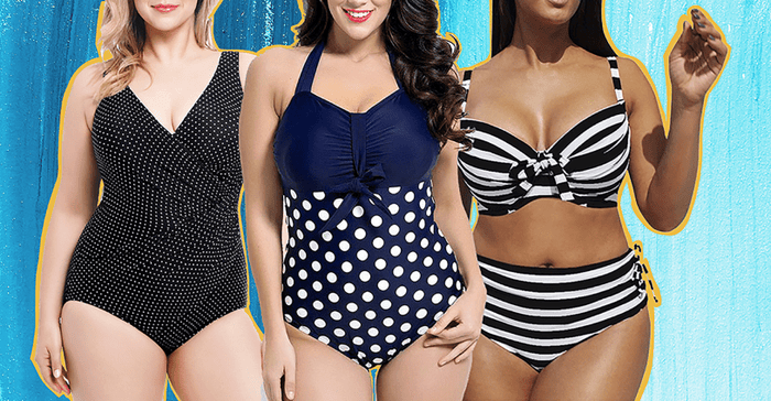 plus size hot bikini for women