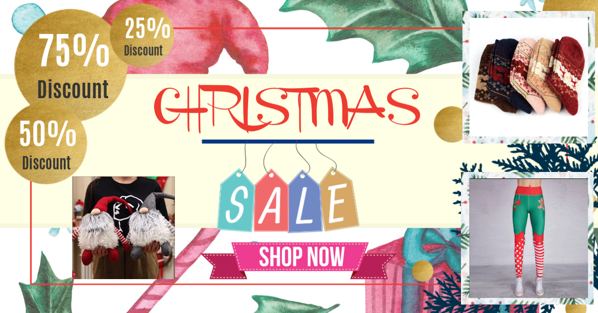 Christmas Sale 2019 at Plusminusco.com