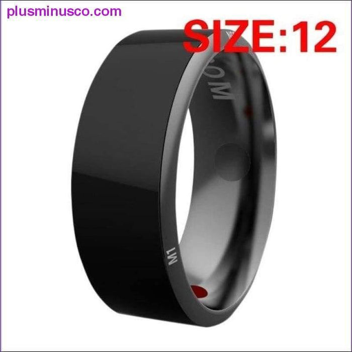 Smart Phone Unlock Good Health Magic Ring for Android, Apple System - Plus Minus Co.