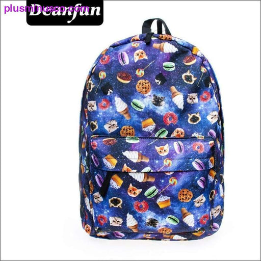 Emoji Canvas Rucksack - Plus Minus Co.