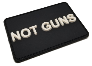 New 'Grey Man' Morale Patch 'Not' Guns.