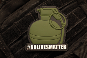 #NOLIVESMATTER Morale Patch