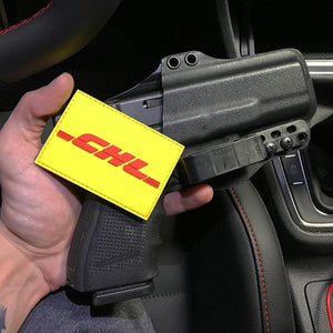CHL / DHL Morale Patch