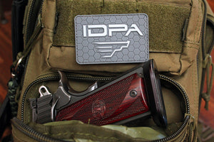 IDPA Custom Morale Patch