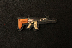 Scar 16 Ugg Edition PVC Morale Patch