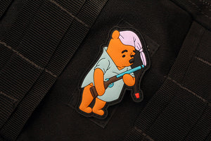 Winnie The Pooh Morale Patch