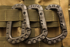 Tactical Outdoor Carabiner