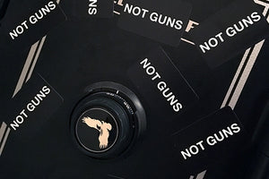 Not Guns Magnet