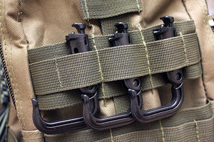Molle D-Ring Carabiner