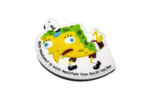 SpongeBob Shot Placement Morale Patch