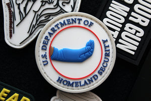 Department of Homeland Security Morale Patch