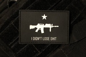 I Didn't Lose Shit Morale Patch