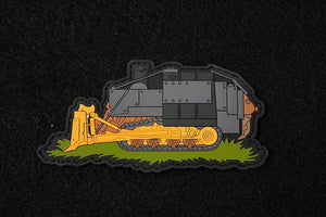 Killdozer Morale Patch