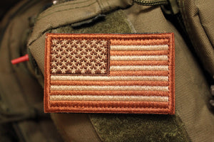 American Flag: FDE Morale Patch