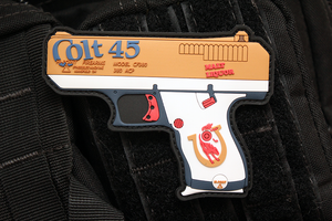 Colt 45 Hi-Point Morale Patch