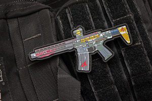 Boba Fett Rifle Morale Patch
