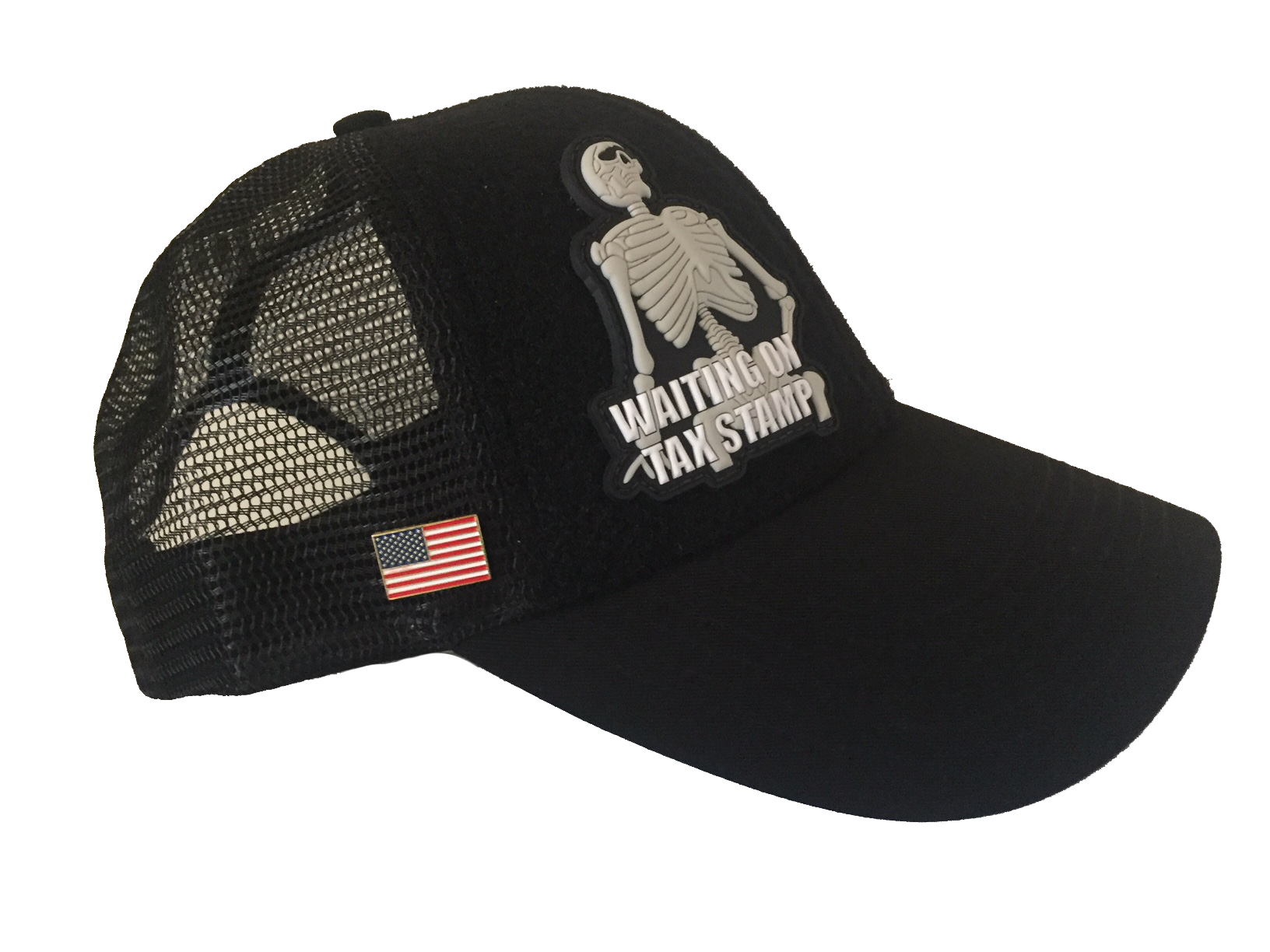STO Tactical Velcro Morale Patch Hat W PVC Patch - STICKTHISON LLC 8e7b115c93e