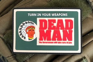 Deadman Morale Patch