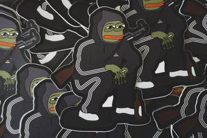 Slav Pepe Stickers