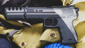 John Wick HK P30 Patch *Limited*
