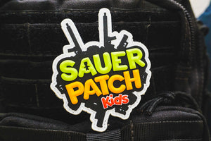 Sauer Patch Kids Morale Patch