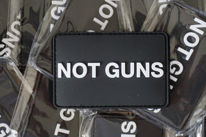 NOT GUNS Morale Patch