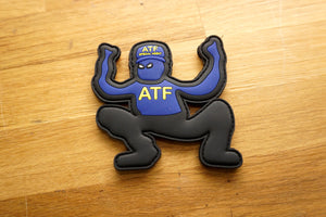 ATF REEEE Morale Patch