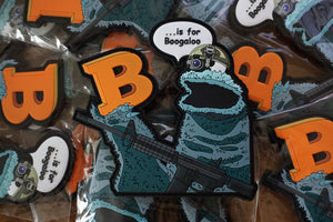 B Is For Boogaloo Patch