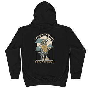 "Youth ""It's My Turn"" Hoodie"