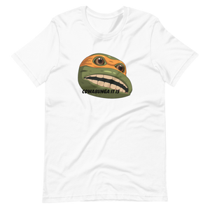 Cowabunga It Is T-Shirt