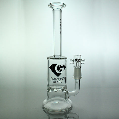 Diamond Glass - Dab Rig with Turbine Percolator