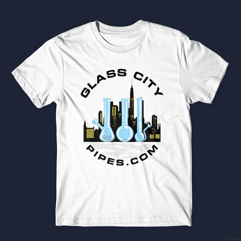 Glass City Pipes Short Sleeve T Shirt