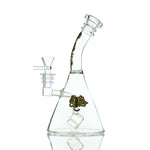 Sesh Supply - Hecate Cube Perc Beaker Glass Bong