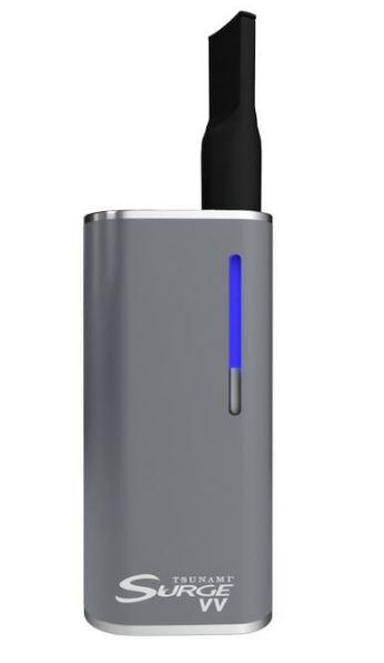 Tsunami Surge Variable Voltage Oil Vaporizer - Chrome