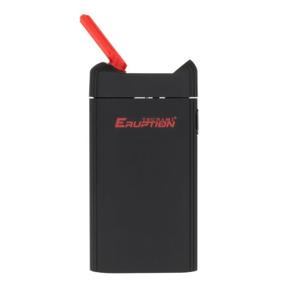 Tsunami Eruption Quick Heat 3-IN-1 Vaporizer Kit - Black