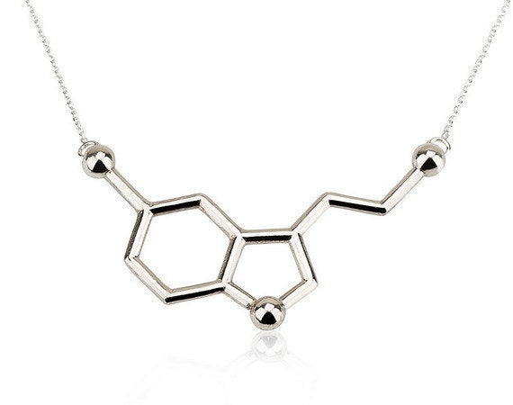 Sabrina - Serotonin Necklace - Petite Collection