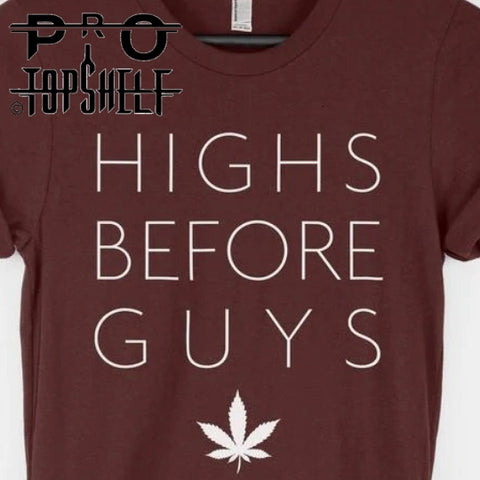 Highs Before Guys