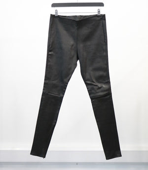 WOMEN'S LEATHER LEGGING (SIZE S)
