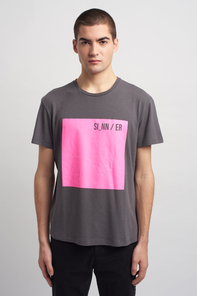 GRAPHIC TEE SHIRT - SINNER