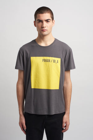 GRAPHIC TEE SHIRT - PARANOIA
