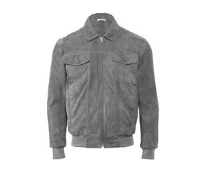 SUEDE GEORGE JACKET