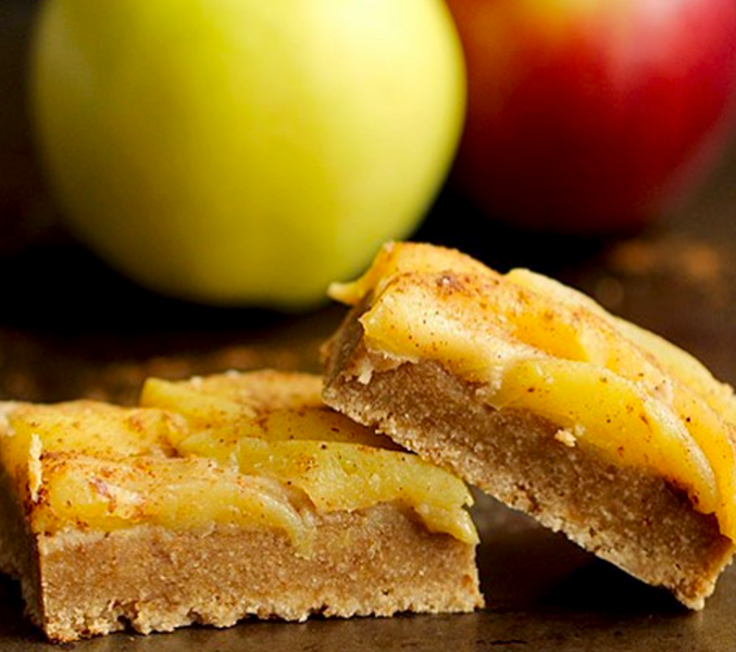 Apple Pie Bone Broth Protein Bars