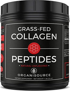 Grass-Fed Pure Collagen Peptides Powder